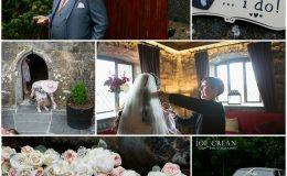 Linda & James Cloghan Castle Wedding