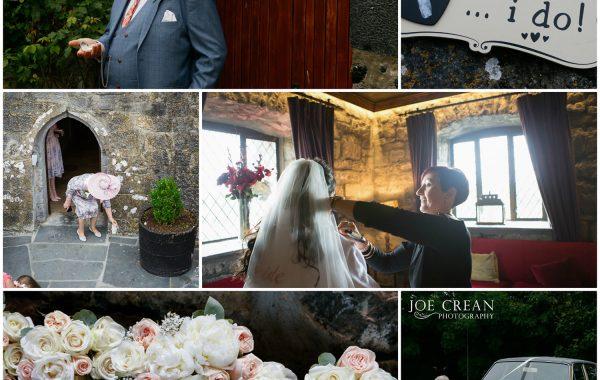 Linda & James Cloghan Castle Wedding